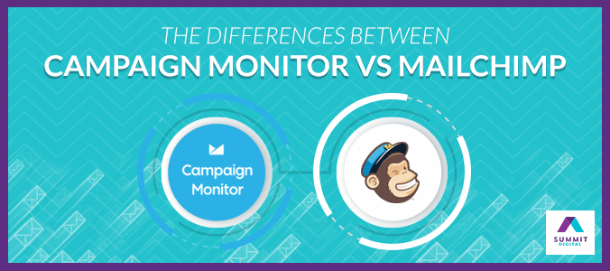 The Differences Between Campaign Monitor vs Mailchimp